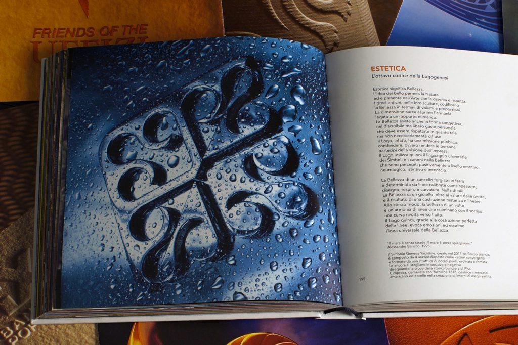 Libro Logogenesi Codice Estetica