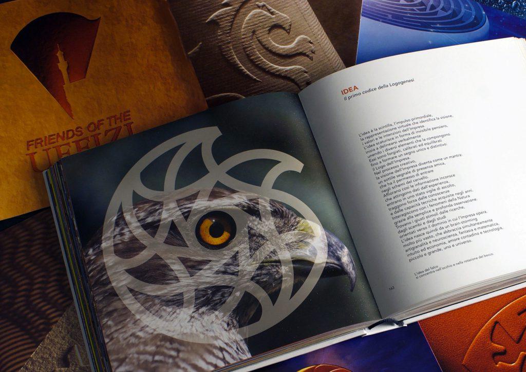 Libro Logogenesi Codice Idea