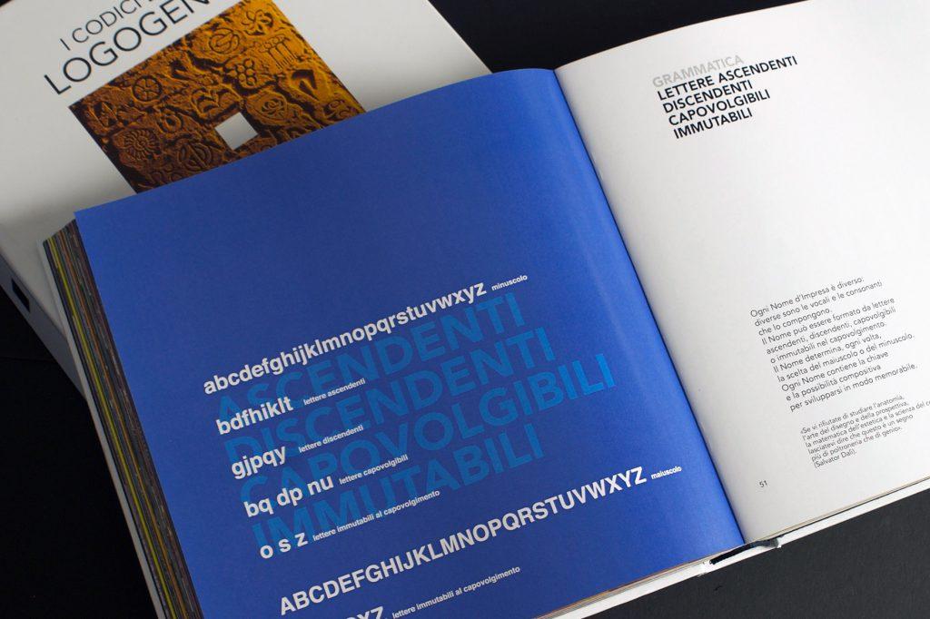 Libro Logogenesi Grammatica