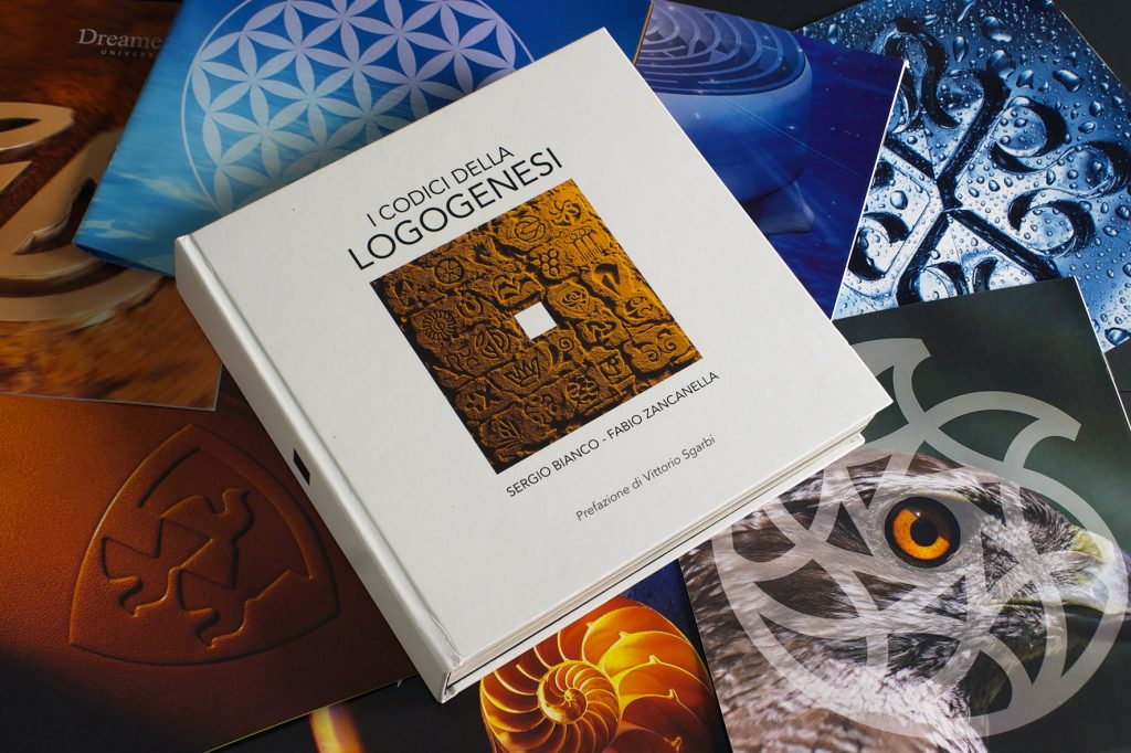 Libro Logogenesi Copertina