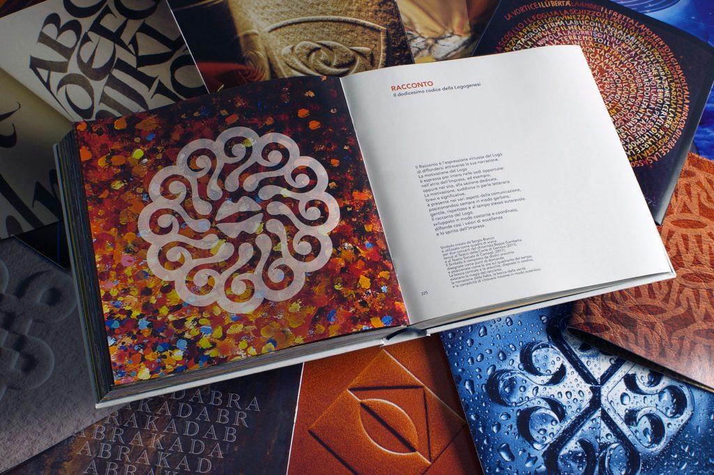 Libro Logogenesi Codice Racconto