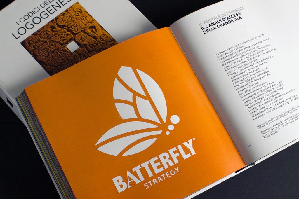 Logogenesi BAtterfly Strategy