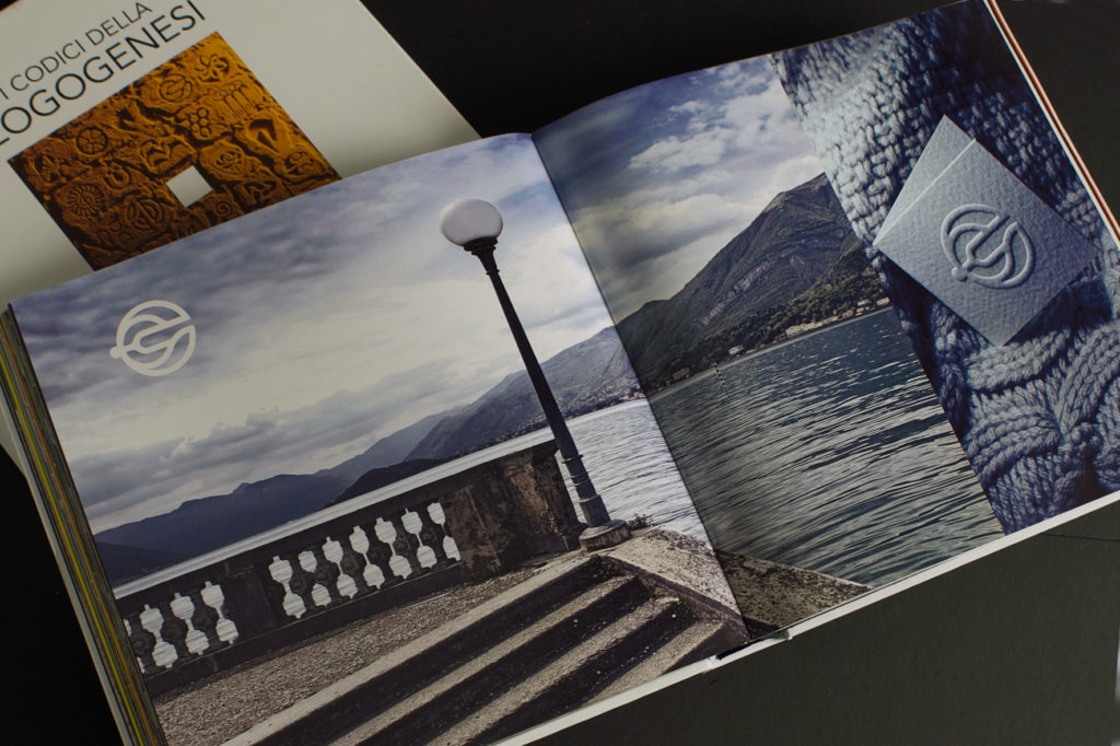 Logogenesi diapason lago di Como