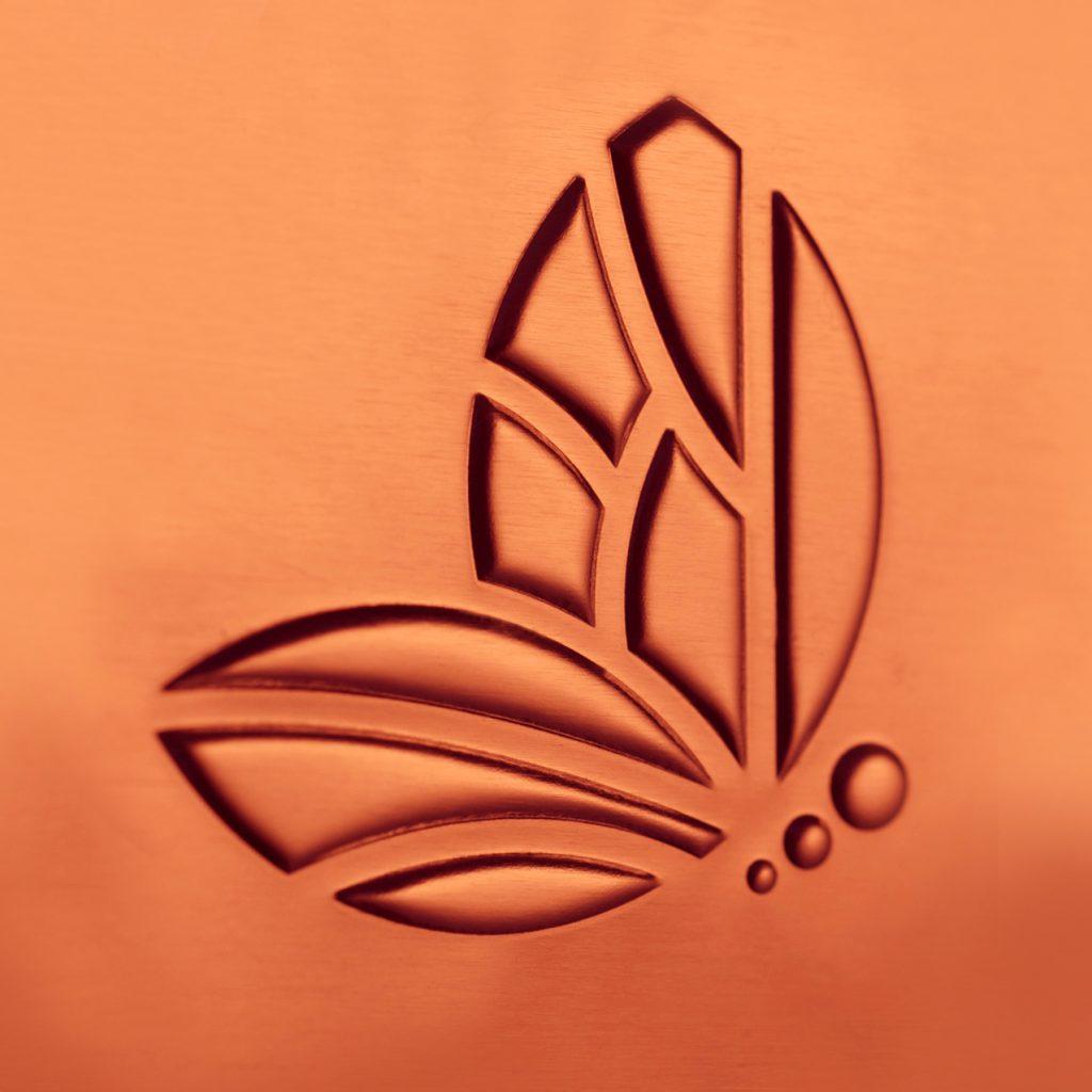 Simbolo Batterfly