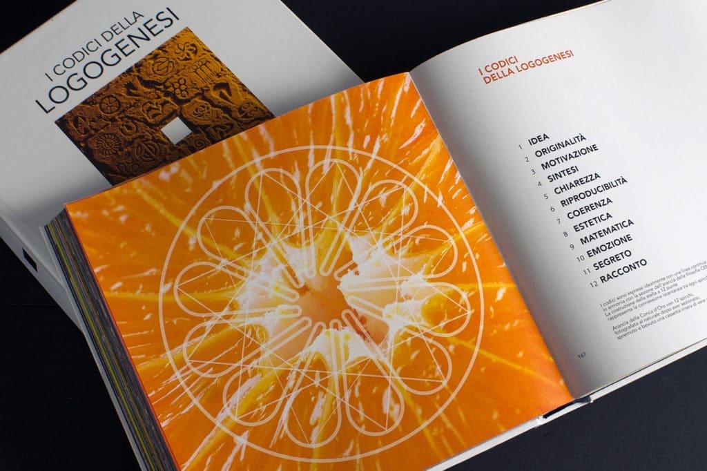 Logogenesi arancia