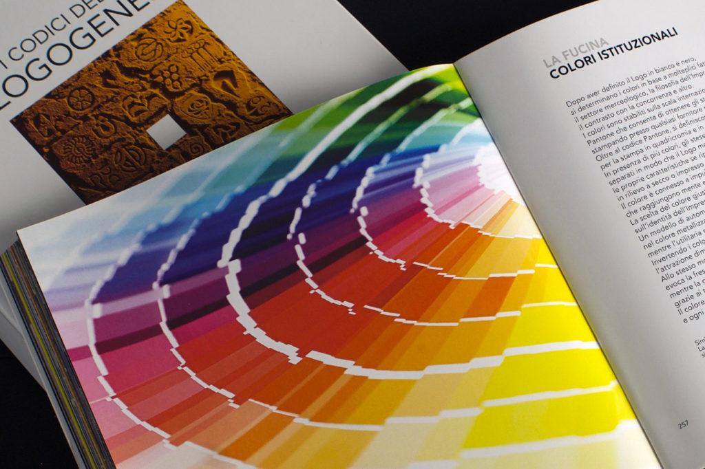 Logogenesi colori istituzionali