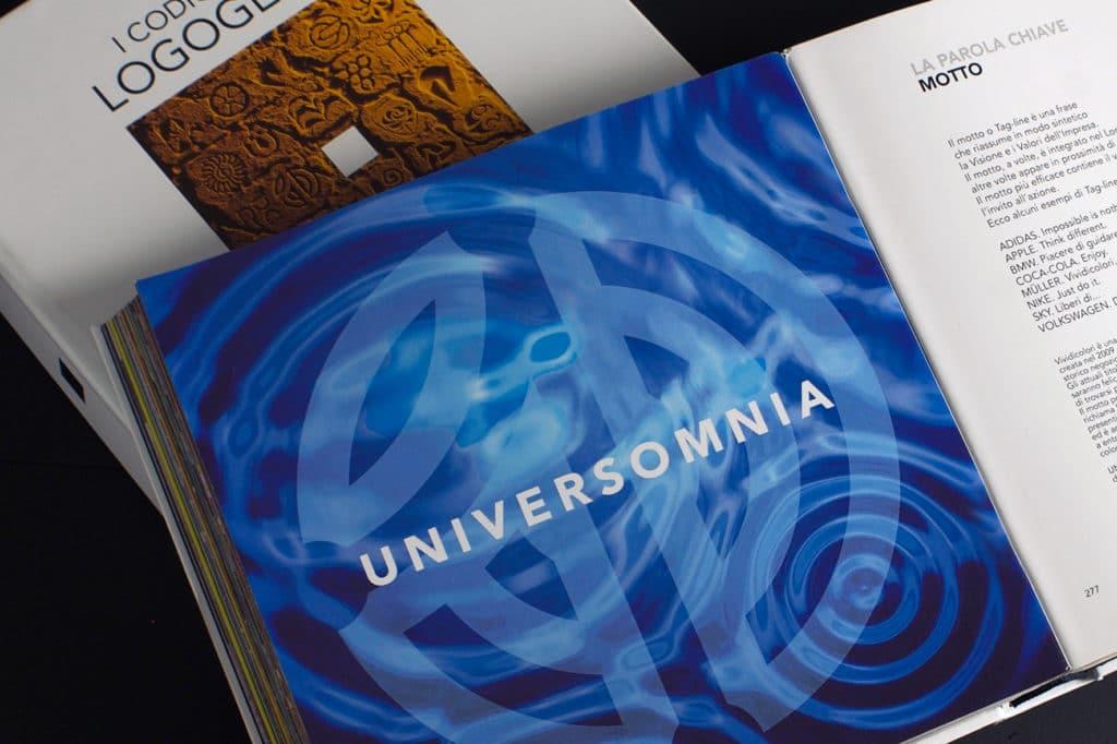 Logogenesi motto universomnia