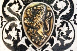 leone rampante santa croce Firenze