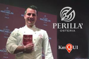 Osteria Perillà conquista la Stella Michelin