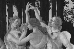 Tre Grazie Botticelli