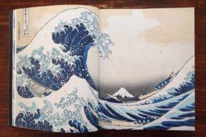 La grande onda di Hokusai e il valore dell'Impresa.