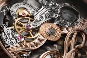 Il marchio d'Impresa è come un capolavoro di alta orologeria.