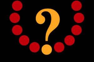 Simbologia del punto interrogativo e l'arte di ascoltare.