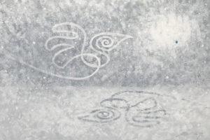 Il terzo occhio: fiocchi di neve nel quadrante del tempo.