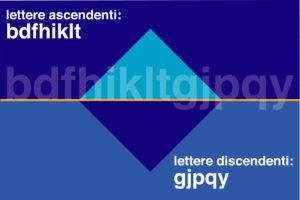 lettere-ascendenti-discendenti