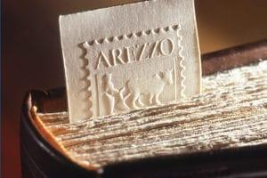 Il simbolo dell'aratore etrusco e il solco della cultura.