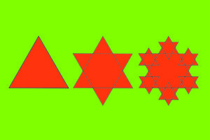 Frattali-Mandelbrot-Logogenesi