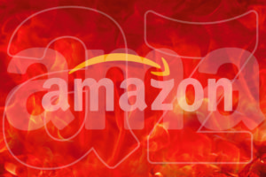 amazon-logo-in-fiamme