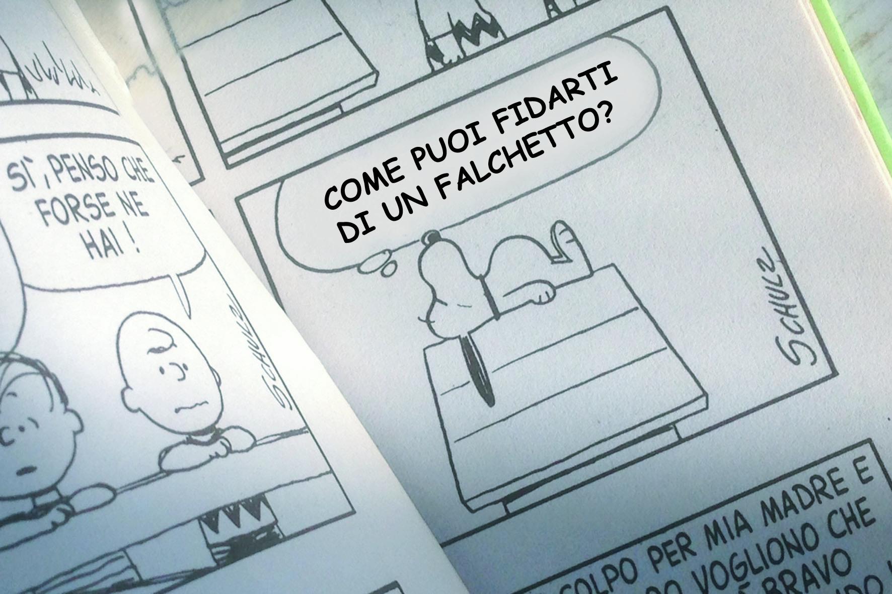 Snoopy falchetto