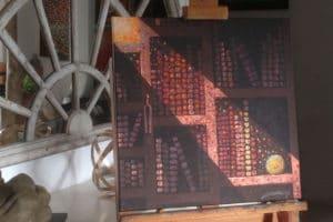 il -campo-dell'immaginazione-quadro-Sergio-Bianco