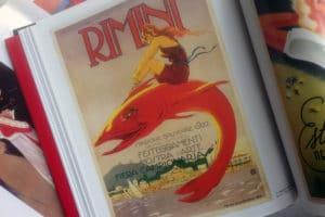 Il delfino rosso di Dudovich ispira un simbolo Logogenesi