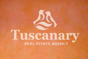 Tuscanary-logogenesi